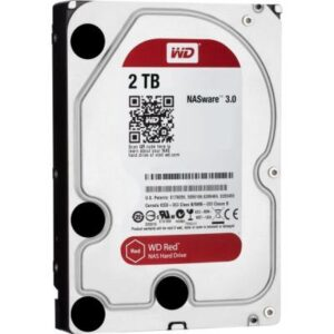 Жорсткий диск 3.5″ 2TB Western Digital (WD20EFAX)