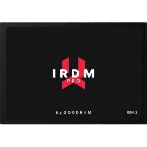 Накопичувач GOODRAM SSD 2.5″ 256GB (IRP-SSDPR-S25C-256)