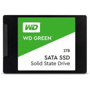 Накопичувач SSD 2.5″ 1TB Western Digital (WDS100T2G0A)