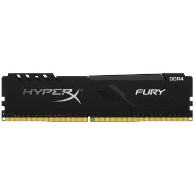 DDR4 32GB 3000 MHz HyperX Fury Black Kingston (HX430C16FB3/32)