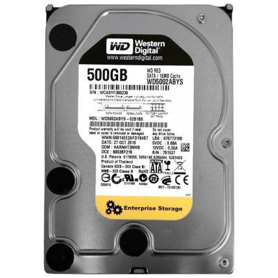 500Gb Western Digital