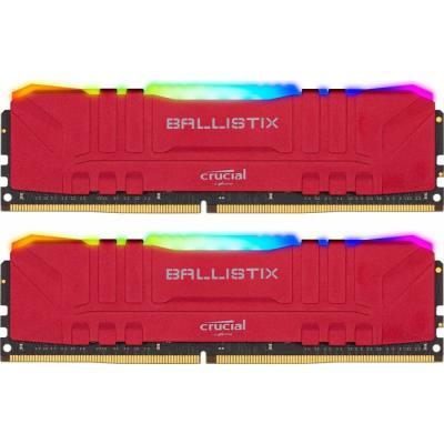 Ballistix Red RGB