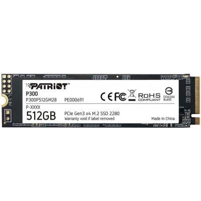 512GB Patriot (P300P512GM28)