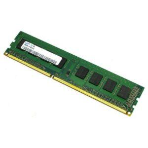 Модуль пам'яті для комп'ютера DDR3 4GB 1600 MHz Samsung (M378B5173DB0-CK0)