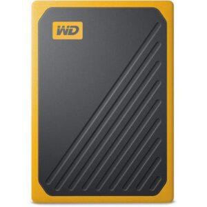Накопичувач SSD USB 3.0 500GB Western Digital (WDBMCG5000AYT-WESN)