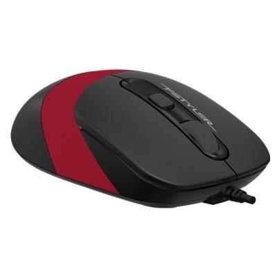 Мишка A4tech FM10 Red