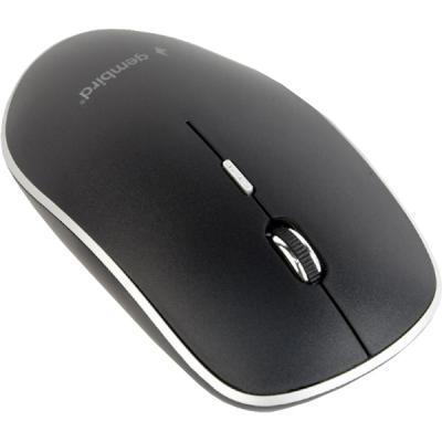 Мишка GEMBIRD MUSW-4B-01 Black (MUSW-4B-01)