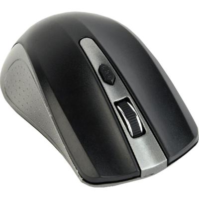 Мишка GEMBIRD MUSW-4B-04-GB Black+Grey (MUSW-4B-04-GB)