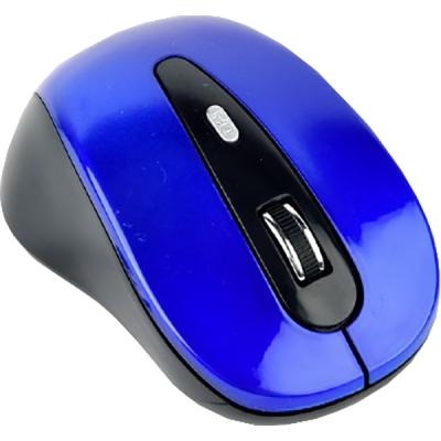 Мишка GEMBIRD MUSW-6B-01-B Blue+Black (MUSW-6B-01-B)
