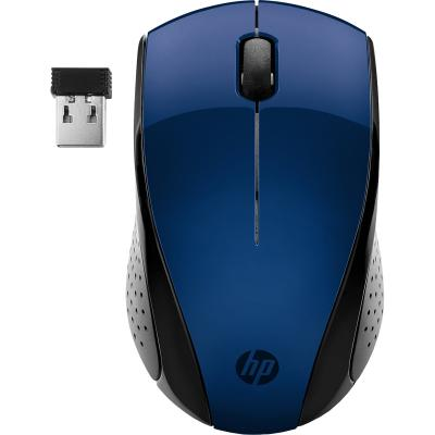 Мишка купитиHP 220 Blue (7KX11AA)