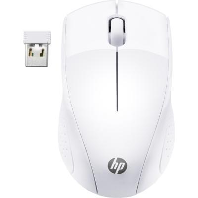 Мишка HP 220 White (7KX12AA)