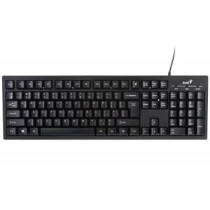 Клавіатура Genius Smart KB-101 USB Black Ukr (31300006410)