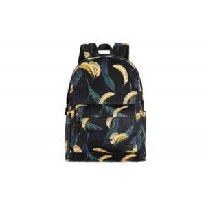 Рюкзак для ноутбука 2E TeensPack Bananas, black (2E-BPT6114BB)