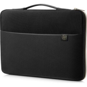 Сумка для ноутбука HP HP 17.3″ Carry Sleeve Black/Go (3XD37AA)