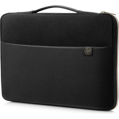 "Сумка для ноутбука HP HP 17.3"" Carry Sleeve Black/Go (3XD37AA)"