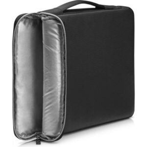 Сумка для ноутбука HP HP 17.3″ Carry Sleeve Black/Si (3XD38AA)