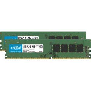 Модуль пам'яті для комп'ютера DDR4 8GB (2x4GB) 2400 MHz MICRON (CT2K4G4DFS824A)