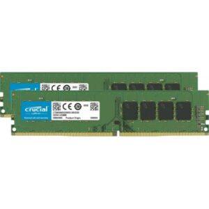Модуль пам'яті для комп'ютера DDR4 8GB (2x4GB) 3200 MHz MICRON (CT2K4G4DFS632A)