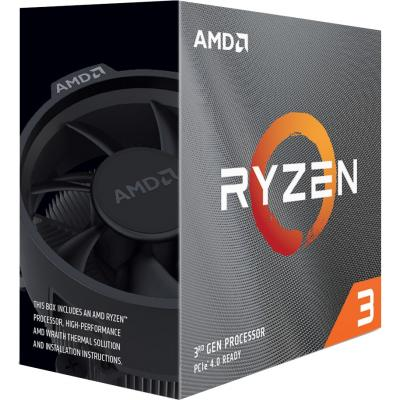 Процесор AMD Ryzen 3 3300X (100-100000159BOX)