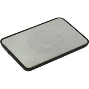 Кишеня зовнішня AgeStar 3UB 2A8 Silver