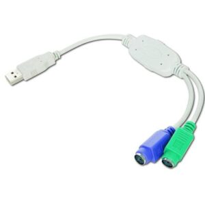 Конвертор USB to PS/2 Cablexpert (UAPS12)