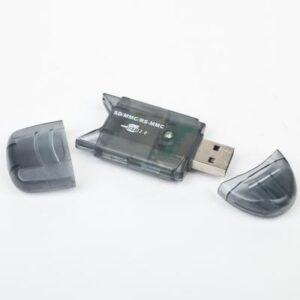 Зчитувач флеш-карт GEMBIRD FD2-SD-1