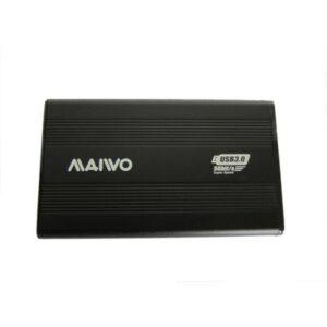 Кишеня зовнішня Maiwo K2501A-U3S black