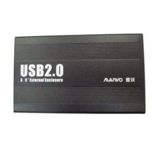 Кишеня зовнішня Maiwo K3502-U2S black