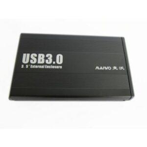 Кишеня зовнішня Maiwo K3502-U3S black