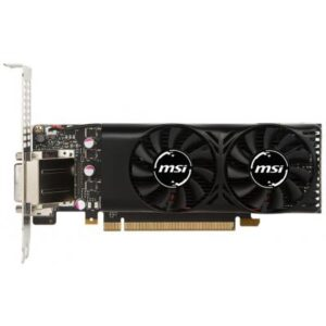 Відеокарта MSI GeForce GTX1050 Ti 4096Mb LP (GTX 1050 Ti 4GT LP)