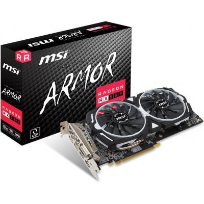Відеокарта MSI Radeon RX 580 8192Mb ARMOR (RX 580 ARMOR 8G)