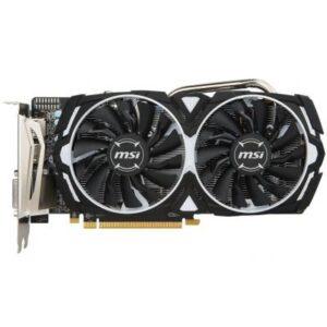 Відеокарта MSI Radeon RX 570 4096Mb ARMOR (RX 570 ARMOR 4G)