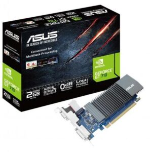Відеокарта ASUS GeForce GT710 2048Mb Silent (GT710-SL-2GD5)