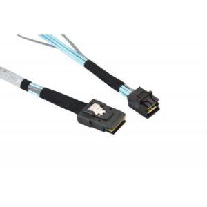 Кабель для передачі даних Supermicro MiniSAS SFF-8087 to MiniSAS HD SFF-8643 (CBL-SAST-0507-01)