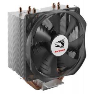 Кулер до процесора АARDWOLF OPTIMA 10X (APF-10XOPT-120LED)