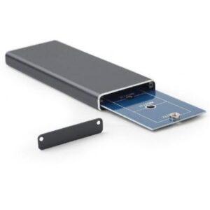 Кишеня зовнішня GEMBIRD M.2 (NGFF), USB3.0, черный (EE2280-U3C-01)