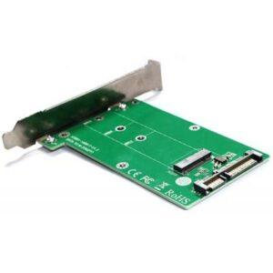 Контролер SATA to M.2 (NGFF) B-key SSD 22*42, 22*60, 22*80 mm Maiwo (45776)