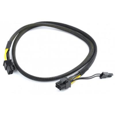 Кабель живлення PCI express 6 пин на 6+2 пин Cablexpert (CC-PSU-86)