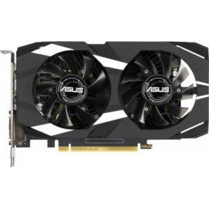 Відеокарта ASUS GeForce GTX1650 4096Mb DUAL OC (DUAL-GTX1650-O4G)