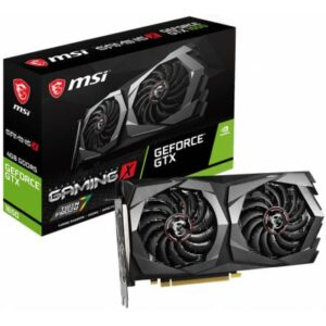 Відеокарта MSI GeForce GTX1650 4096Mb GAMING X (GTX 1650 GAMING X 4G)