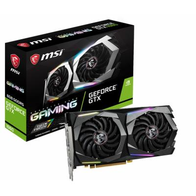 Відеокарта MSI GeForce GTX1660 6144Mb GAMING (GTX 1660 GAMING 6G)