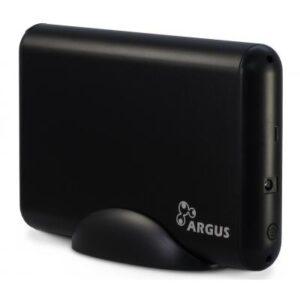 Кишеня зовнішня Argus 3.5′ SATA III, max 16TB ,USB Type C Al (GD-35613-S3)