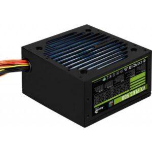 Блок живлення AeroCool 500W VX PLUS 500 RGB (4718009152687)