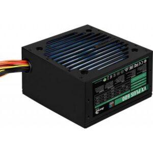 Блок живлення AeroCool 600W VX PLUS 600 RGB (4718009150911)