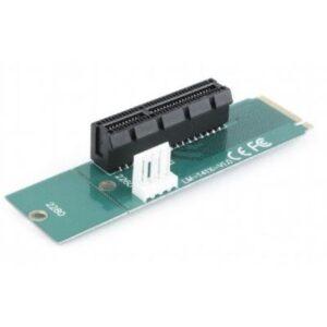 Контролер PCIe to M.2 GEMBIRD (RC-M.2-01)