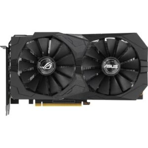 Відеокарта ASUS GeForce GTX1650 4096Mb ROG STRIX Advanced GAMING (ROG-STRIX-GTX1650-A4G-GAMING)