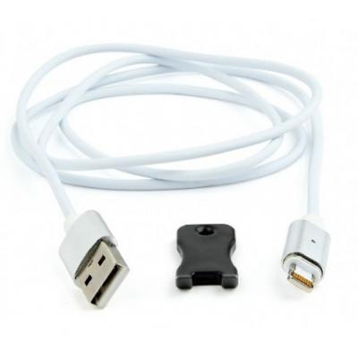 Дата кабель USB 2.0 AM to Lightning 1.0m Cablexpert (CC-USB2-AMLMM-1M)