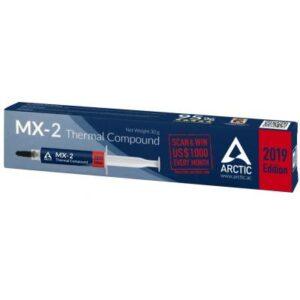 Термопаста Arctic MX-2. 30г (ACTCP00003B)
