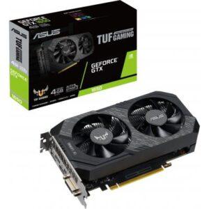 Відеокарта ASUS GeForce GTX1650 4096Mb TUF GAMING (TUF-GTX1650-4G-GAMING)