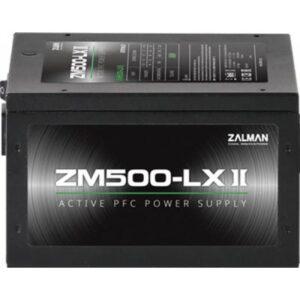 Блок живлення Zalman 500W (ZM500-LXII)